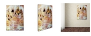 "Trademark Global Natasha Wescoat 'Gate 3' Canvas Art - 47"" x 30"" x 2"""