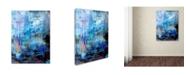 "Trademark Global Natasha Wescoat 'Honor' Canvas Art - 47"" x 35"" x 2"""
