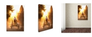 """Trademark Global Robert Harding Picture Library 'Carts 2' Canvas Art - 24"""" x 16"""" x 2"""""""