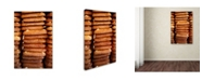 "Trademark Global Robert Harding Picture Library 'Cookies' Canvas Art - 32"" x 22"" x 2"""