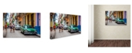 """Trademark Global Robert Harding Picture Library 'Classic Cars 2' Canvas Art - 47"""" x 30"""" x 2"""""""