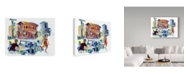 "Trademark Global Josh Byer 'Jeep' Canvas Art - 19"" x 14"" x 2"""