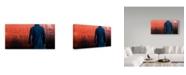 "Trademark Global Mikhail Potapov 'Puzzle' Canvas Art - 47"" x 24"" x 2"""