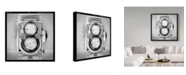 "Trademark Global Moises Levy 'Rolleiflex' Canvas Art - 35"" x 35"" x 2"""