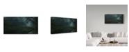 """Trademark Innovations Norbert Maier 'Soul Kitchen' Canvas Art - 32"""" x 2"""" x 16"""""""