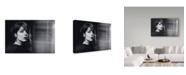 "Trademark Global Zachar Rise 'Topaz' Canvas Art - 32"" x 2"" x 22"""