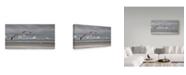 """Trademark Global Yvette Depaepe 'Seaside Mood' Canvas Art - 32"""" x 2"""" x 16"""""""