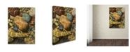 "Trademark Global Stephen Stavast 'Trip the Light Fantastic' Canvas Art - 24"" x 18"" x 2"""