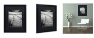 "Trademark Global Moises Levy 'Motchia' Matted Framed Art - 16"" x 20"" x 0.5"""