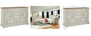 Furniture Cottage Solid Wood Dresser