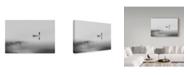 """Trademark Global Yasemin Bakan 'Huzur' Canvas Art - 19"""" x 12"""" x 2"""""""