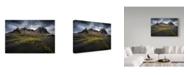 """Trademark Global Sus Bogaerts 'Stokksnes' Canvas Art - 47"""" x 30"""" x 2"""""""