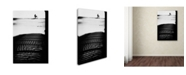 "Trademark Global Rui Correia 'The Girl Who Sold The World' Canvas Art - 24"" x 16"" x 2"""