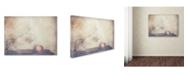 "Trademark Global Delphine Devos 'Fall Leaves Fall' Canvas Art - 47"" x 35"" x 2"""