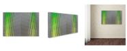 """Trademark Global Theo Luycx 'Umc' Canvas Art - 47"""" x 30"""" x 2"""""""
