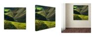 "Trademark Global Jarek Pawlak 'Crete Senses Tuscany' Canvas Art - 24"" x 24"" x 2"""