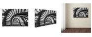 "Trademark Global Yimei Sun 'The Rookery' Canvas Art - 24"" x 16"" x 2"""