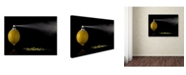 "Trademark Global Wieteke de Kogel 'Lemon Perfume' Canvas Art - 24"" x 18"" x 2"""