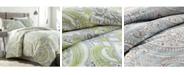 Southshore Fine Linens Pure Melody Classic Paisley Duvet Cover and Sham Set