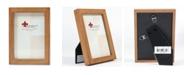 "Lawrence Frames Nutmeg Wood Standard - 3.5"" x 5"""