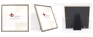 """Lawrence Frames Gray Wood Picture Frame - Gallery Collection - 12"""" x 12"""""""