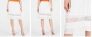 Thalia Sodi Gauze Lace Skirt, Created for Macy's