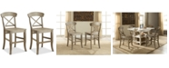 Furniture  Counter Stool, 2-Pc. Set (2 Counter Stools)
