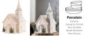 Belleek Pottery Church Luminaire