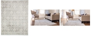 Bridgeport Home Norston Nor5 Gray 8' x 10' Area Rug