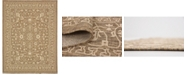 Bridgeport Home Pashio Pas6 Brown 9' x 12' Area Rug