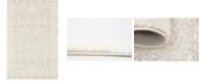 Bridgeport Home Marshall Mar4 Snow White 2' x 3' Area Rug