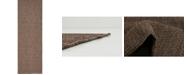 Bridgeport Home Pashio Pas6 Light Brown 2' x 6' Runner Area Rug
