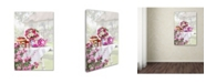 "Trademark Global The Macneil Studio 'Afternoon Tea' Canvas Art - 16"" x 24"""