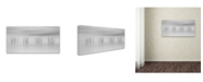 "Trademark Global Moises Levy '6576 F' Canvas Art - 16"" x 32"""