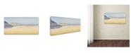 "Trademark Global Paul Signac 'Ile la Comtesse' Canvas Art - 16"" x 32"""
