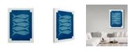 "Trademark Global Jan Panico 'Oscars Bait' Canvas Art - 24"" x 32"""