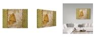 "Trademark Global Jean Plout 'Vintage Wings' Canvas Art - 19"" x 14"""
