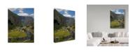 "Trademark Global J.D. Mcfarlan 'Norway 1' Canvas Art - 18"" x 24"""