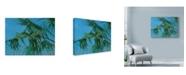 "Trademark Global Michael Jackson 'Lovebirds 3' Canvas Art - 19"" x 14"""