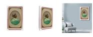 "Trademark Global Philippe Debongnie 'Family Album Fernand' Canvas Art - 22"" x 32"""