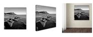 "Trademark Global Rob Cherry 'Kimmeridge' Canvas Art - 24"" x 24"""