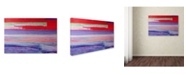 "Trademark Global Lou Gibbs 'Everybody I Never Slept With' Canvas Art - 22"" x 32"""
