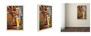 "Trademark Global Lantern Press 'Food And Drink 7' Canvas Art - 30"" x 47"""