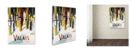 "Trademark Global Lantern Press 'Travel Poster 32' Canvas Art - 24"" x 32"""