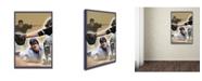 "Trademark Global Lantern Press 'People 64' Canvas Art - 30"" x 47"""