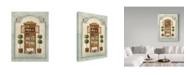 """Trademark Global Lisa Audit 'Linen Closet' Canvas Art - 24"""" x 32"""""""