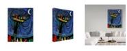 "Trademark Global Jake Hose 'Play It Seattle' Canvas Art - 35"" x 47"""