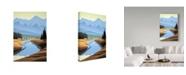 """Trademark Global Ron Parker 'Kootenay Autumn' Canvas Art - 22"""" x 32"""""""