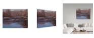 "Trademark Global Rusty Frentner 'Huron River Cove' Canvas Art - 24"" x 32"""