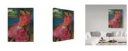 "Trademark Global Paul Gauguin 'Faaturuma' Canvas Art - 32"" x 24"""